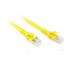 Product image for 0.3M Yellow CAT 6A 10GB SSTP/SFTP Cable | AusPCMarket Australia