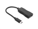 Product image for 10CM USB 3.1 C Male to Displayport Adaptor | AusPCMarket Australia