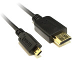 Product image for 1M Micro HDMI to HDMI Cable | AusPCMarket.com.au