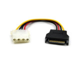 Product image for SATA M To Molex F Power Cable | AusPCMarket Australia