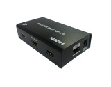 Product image for 4 Port HDMI 4Kx2K Splitter | AusPCMarket Australia