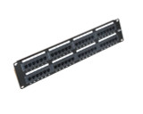 Product image for 48 Port CAT5E Patch Panel | AusPCMarket Australia