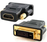 Product image for DVI-D to HDMI Adapter Converter Male to Female | AusPCMarket Australia