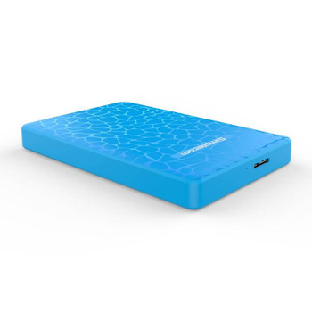 Simplecom 2.5in SATA to USB 3.0 HDD/SSD Box Blue Product Image 2