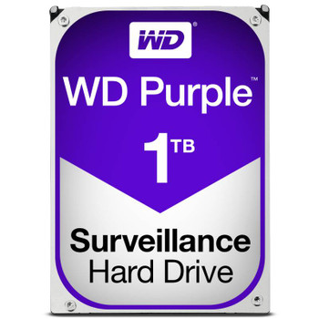 Product image for Western Digital WD Purple 1TB Surveillance Hard Drive | AusPCMarket Australia