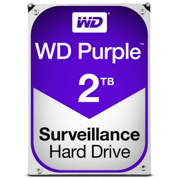 Product image for Western Digital WD Purple 2TB Surveillance Hard Drive | AusPCMarket Australia