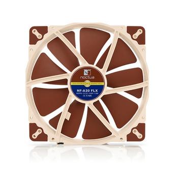 Product image for Noctua NF-A20 200mm FLX 800RPM Fan | AusPCMarket Australia