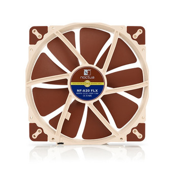 Product image for Noctua NF-A20 200mm PWM 800RPM Fan | AusPCMarket Australia