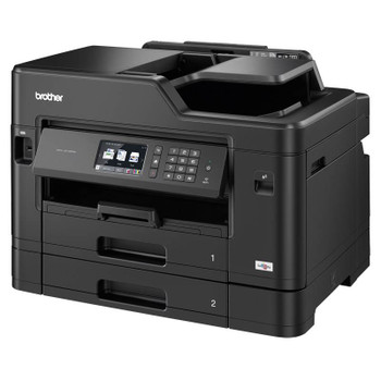 Product image for Brother MFC-J5730DW A3 Colour Multifunction Wireless Inkjet Printer | AusPCMarket Australia