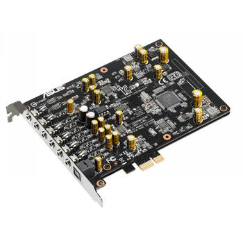 Asus Xonar AE 7.1 PCI-E Hi-Res Gaming Sound Card Product Image 2