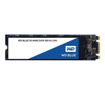 Product image for Western Digital WD Blue M.2 SATA SSD 500GB | AusPCMarket Australia