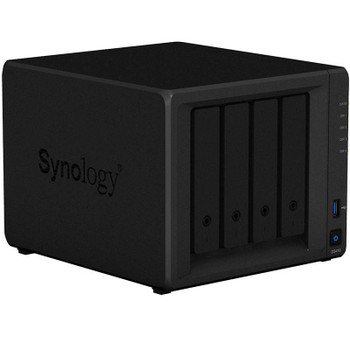 Product image for Synology DiskStation DS418 4 Bay NAS with 2GB RAM | AusPCMarket Australia