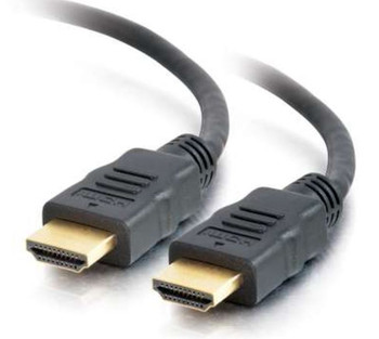 Product image for 1m HDMI Cable 19pin Male to Male Gold Plated 3D 1080p Full HD | AusPCMarket Australia