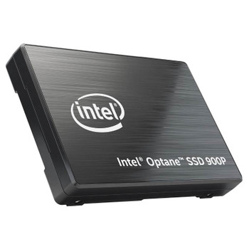 Product image for Intel Optane 900P 280GB 2.5in U.2 PCIe 3.1 x4 SSD + M.2 Kit | AusPCMarket Australia