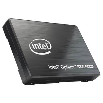Product image for Intel Optane 900P 280GB 2.5in U.2 PCIe 3.1 x4 SSD + M.2 Kit | AusPCMarket Australia