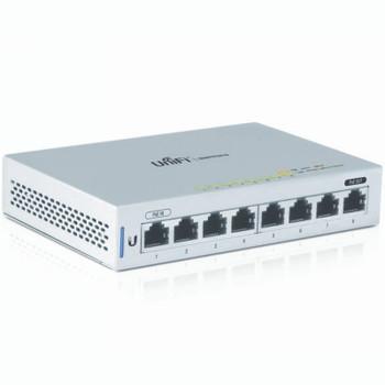 Product image for Ubiquiti Networks US-8 Unifi Switch 8 Managed 8-Port Gigabit Switch | AusPCMarket Australia