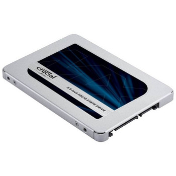 Product image for Crucial MX500 2.5in SATA SSD 500GB | AusPCMarket Australia
