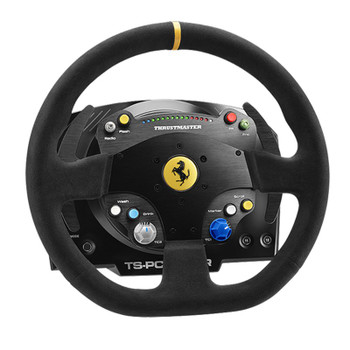 Product image for Thrustmaster Ferrari 488 Challenge Edition Racing Wheel for PC | AusPCMarket Australia