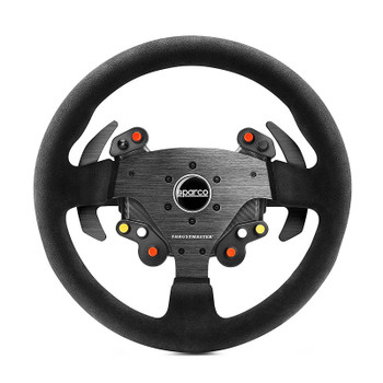 Product image for Thrustmaster Sparco R383 Mod Add-On For T-Series Racing Wheels | AusPCMarket Australia