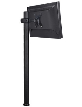 Product image for Atdec Spacedec Display Donut Pole 750mm Black | AusPCMarket Australia