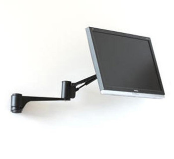 Product image for Atdec Spacedec Acrobat Articulated Wall Mount Black | AusPCMarket Australia