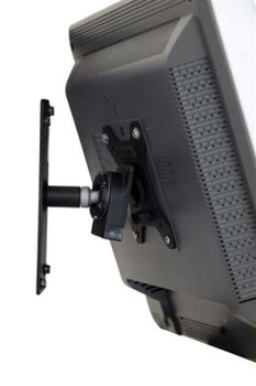 Product image for Atdec Spacedec Display Direct Wall Mount Black | AusPCMarket.com.au