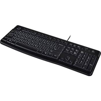 Product image for Logitech K120 Low Profile Keyboard   AusPCMarket Australia