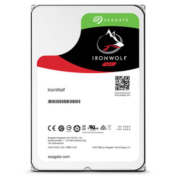 Product image for Seagate Ironwolf 4TB 3.5in NAS Hard Drive | AusPCMarket Australia