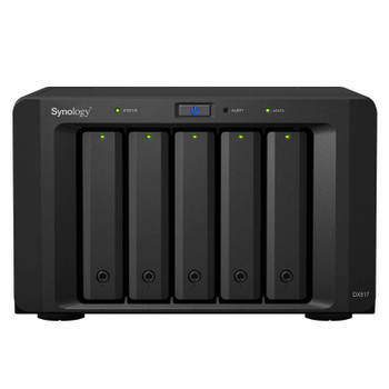 Synology DX517 5 Bay Expansion Unit Product Image 2