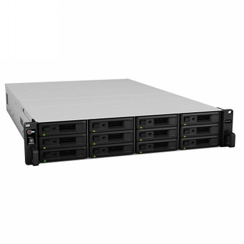 Product image for Synology Expansion Unit RX1217 12-Bay 3.5 Diskless NAS | AusPCMarket Australia