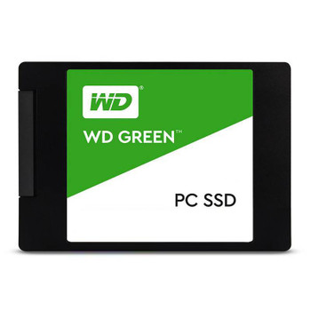 Product image for Western Digital WD Green 240GB SATA III 3D NAND SSD | AusPCMarket Australia