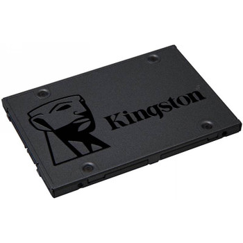 Product image for Kingston A400 2.5in SATA SSD 480GB | AusPCMarket.com.au