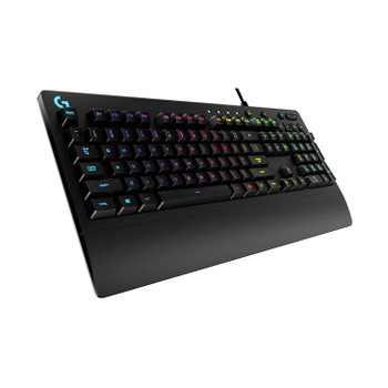 Product image for Logitech G213 Prodigy Mech-Dome RGB Gaming Keyboard | AusPCMarket Australia