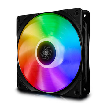 Product image for Deepcool CF 120 120mm A-RGB LED Case Fan | AusPCMarket Australia