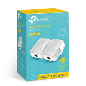 TP-Link AV600 Powerline Starter Kit Product Image 2