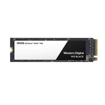 Product image for Western Digital WD SSD 500GB Black | AusPCMarket Australia