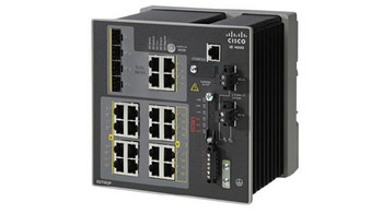 Product image for Cisco IE 4000 16 x RJ45 10/100M 4x1G Combo LAN Base | AusPCMarket Australia
