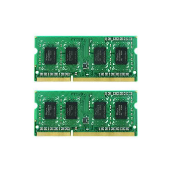 Product image for Synology 16GB Kit (2x8GB) DDR3L SODIMM for DS1517+ / DS1817+ | AusPCMarket Australia