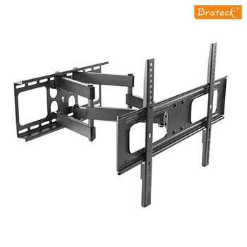 Product image for Brateck Economy Solid Full Motion TV Wall Mount for 37in-70in LED, LCD Flat Panel TVs | AusPCMarket Australia