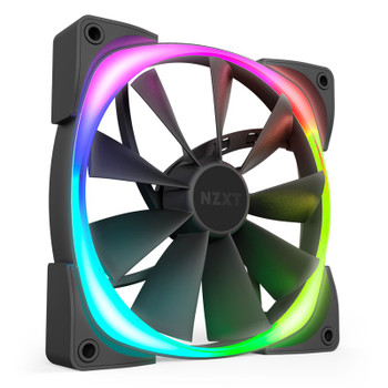 Product image for NZXT Aer RGB 2 Fan 140mm | AusPCMarket Australia
