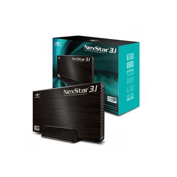 Product image for NexStar 3.1 3.5in SATA 6GBs To USB 3.1 Gen II Type-A HDD Enclosure   AusPCMarket Australia