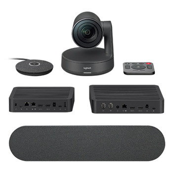Product image for Logitech Rally Premium Ultra-HD ConferenceCam System | AusPCMarket Australia