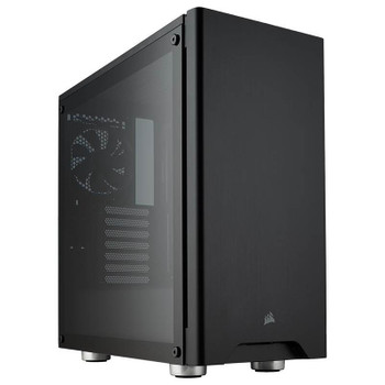 Product image for Corsair Carbide 275R Tempered Glass Case - Black | AusPCMarket Australia