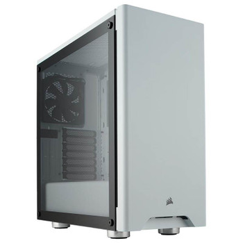 Product image for Corsair Carbide 275R Tempered Glass Case - White | AusPCMarket Australia