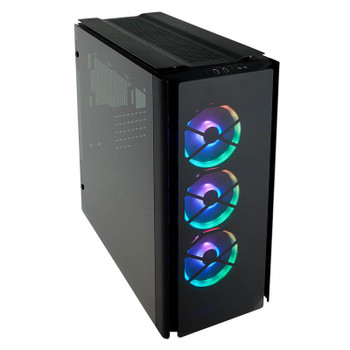 Product image for Corsair Obsidian 500D RGB SE Premium Mid Tower Case | AusPCMarket Australia