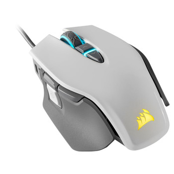 Product image for Corsair M65 Pro Elite Gaming Mouse White | AusPCMarket Australia