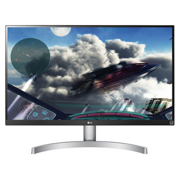 Image for LG 27UL600-W 27in 4K UHD HDR400 FreeSync IPS Monitor