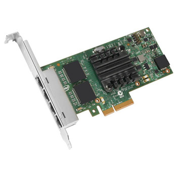 Product image for Intel I350-T4V2 Quad Port Ethernet Server Adapter   AusPCMarket Australia