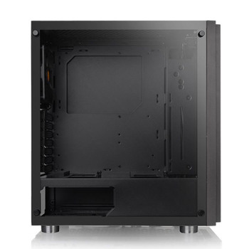 Thermaltake H100 Tempered Glass Mid Tower Chassis Black Product Image 2