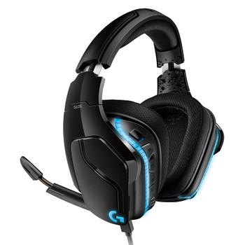 Product image for Logitech G635 7.1 Lightsync Gaming Headset   AusPCMarket Australia